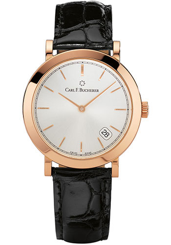 Carl F. Bucherer Watches - Adamavi Automatic 36mm - Rose Gold - Style No: 00.10307.03.13.01