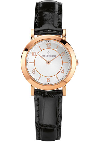 Carl F. Bucherer Watches - Adamavi Quartz 26mm - Rose Gold - Style No: 00.10308.03.16.01