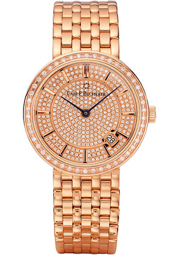 Carl F. Bucherer Watches - Adamavi Automatic 36mm - Rose Gold - Style No: 00.10309.03.93.31