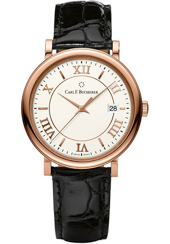 Carl F. Bucherer Watches - Adamavi Automatic 39mm - Rose Gold - Style No: 00.10311.03.15.01
