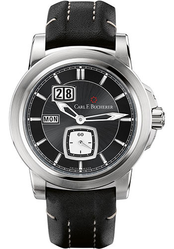 Carl F. Bucherer Watches - Patravi DayDate - Style No: 00.10631.08.33.01