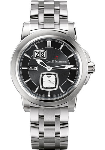 Carl F. Bucherer Watches - Patravi DayDate - Style No: 00.10631.08.33.21