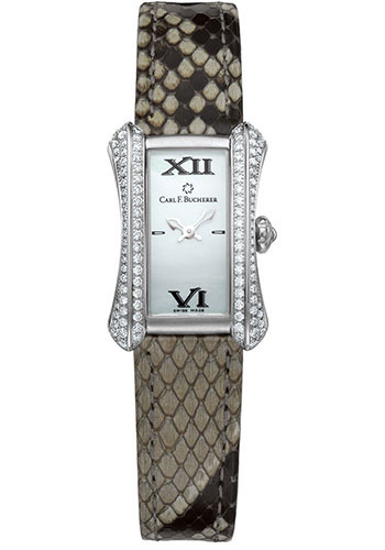Carl F. Bucherer Watches - Alacria Mini White Gold - Style No: 00.10703.02.71.12