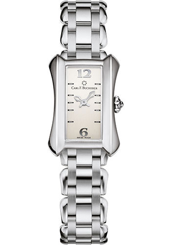 Carl F. Bucherer Watches - Alacria Mini Stainless Steel - Style No: 00.10703.08.16.21