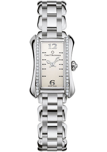 Carl F. Bucherer Watches - Alacria Mini Stainless Steel - Style No: 00.10703.08.16.31
