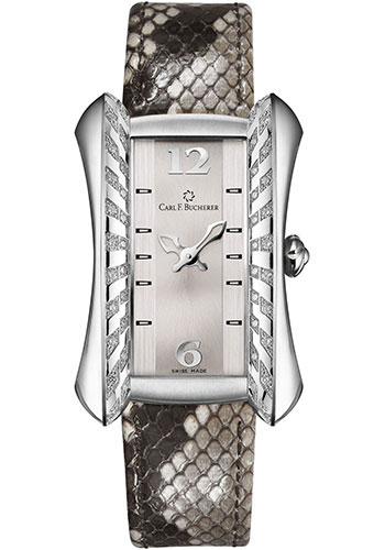 Carl F. Bucherer Watches - Alacria Diva Stainless Steel - Style No: 00.10705.08.16.11