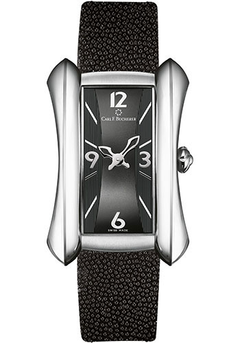 Carl F. Bucherer Watches - Alacria Diva Stainless Steel - Style No: 00.10705.08.36.01