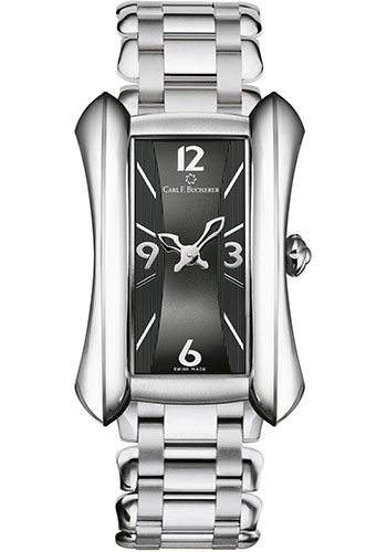 Carl F. Bucherer Watches - Alacria Diva Stainless Steel - Style No: 00.10705.08.36.21