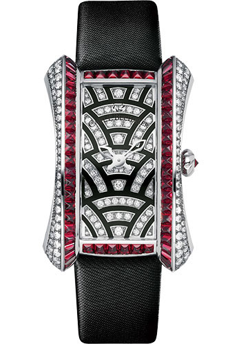 Carl F. Bucherer Watches - Alacria Gothic - White Gold - Style No: 00.10706.02.99.11