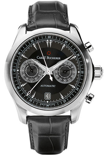 Carl F. Bucherer Watches - Manero CentralChrono Stainless Steel - Style No: 00.10910.08.33.01
