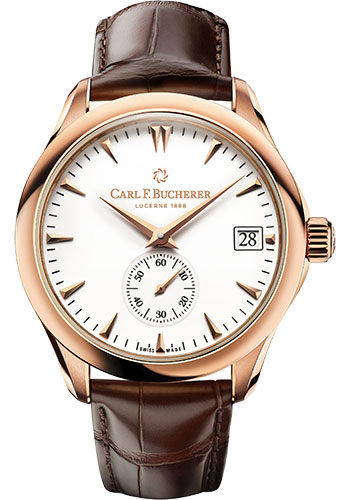 Carl F. Bucherer Watches - Manero Peripheral Rose Gold - Style No: 00.10917.03.23.01