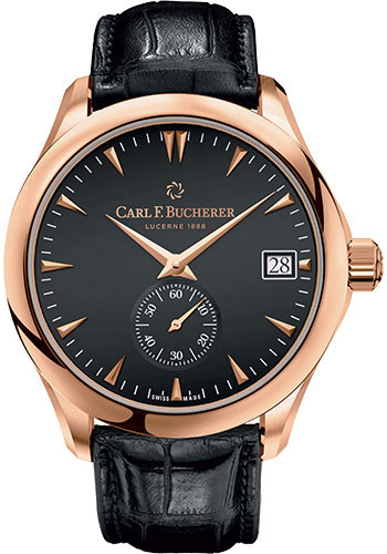 Carl F. Bucherer Watches - Manero Peripheral Rose Gold - Style No: 00.10917.03.33.01