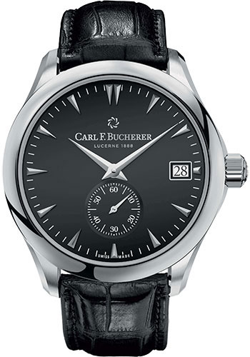 Carl F. Bucherer Watches - Manero Peripheral Stainless Steel - Style No: 00.10917.08.33.01