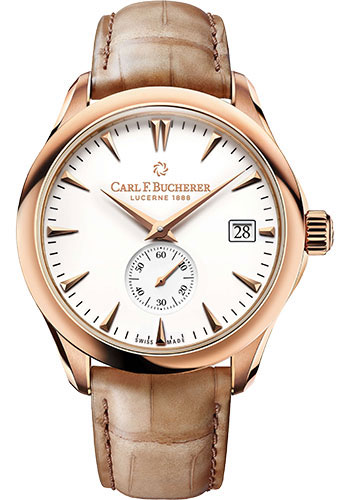 Carl F. Bucherer Watches - Manero Peripheral 43mm Rose Gold - Style No: 00.10921.03.23.01