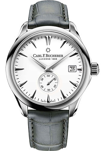 Carl F. Bucherer Watches - Manero Peripheral 43mm Stainless Steel - Style No: 00.10921.08.23.01