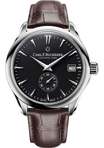 Carl F. Bucherer Watches - Manero Peripheral 43mm Stainless Steel - Style No: 00.10921.08.33.01