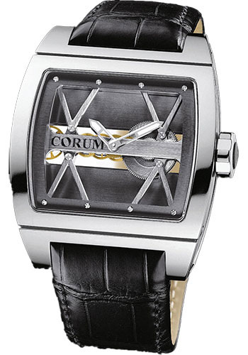 Corum Watches - Ti-Bridge - Style No: 007.400.04/0F81 0000