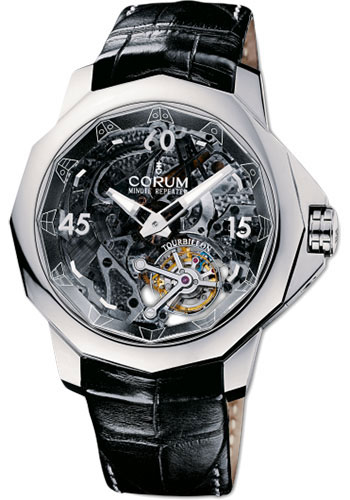 Corum Watches - Admiral's Cup Legend 45 Minute Repeater Tourbillon - Style No: 010.102.04/0001 AO15