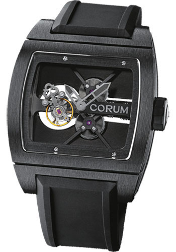 Corum Watches - Ti-Bridge Tourbillon - Style No: 022.700.94/F371 0000