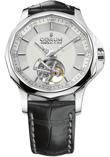 Corum Watches - Admiral Legend 42 mm - Tourbillon Micro-Rotor - Style No: A029/01360 - 029.101.20/0F81 FH11