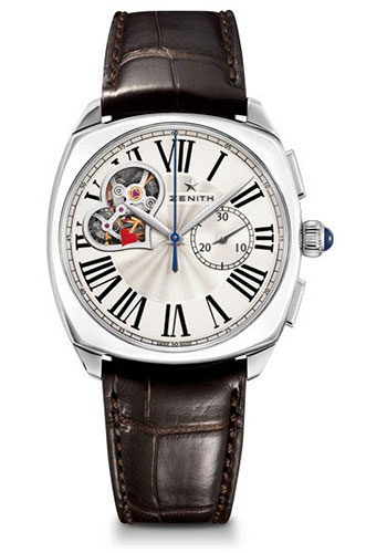 Zenith Watches - Star Open Stainless Steel - Style No: 03.1925.4062/01.C725
