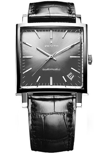 Zenith Watches - Heritage New Vintage 1965 Stainless Steel - Style No: 03.1965.670/91.C591