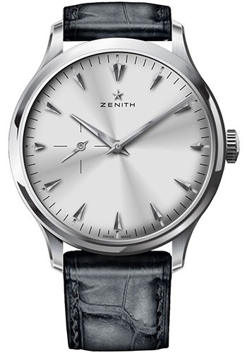 Zenith Watches - Heritage Ultra Thin Stainless Steel - Style No: 03.2010.681/01.C493