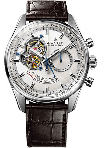 Zenith Watches - El Primero Chronomaster Power Reserve Stainless Steel - Style No: 03.2080.4021/01.C494