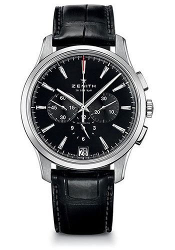 Zenith Watches - Captain Chronograph Chronograph - Style No: 03.2110.400/22.C493