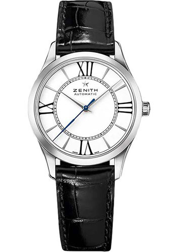 Zenith Watches - Captain Ultra Thin Lady Ultra Thin Lady - Style No: 03.2310.679/38.C714
