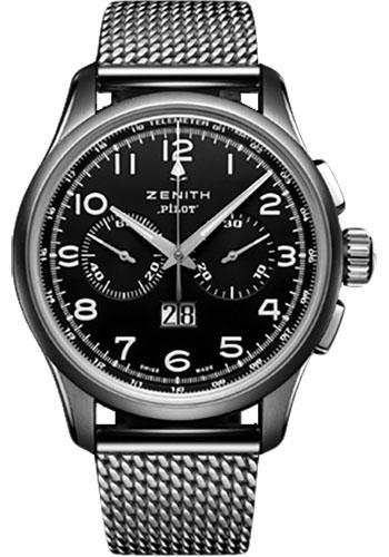 93c8c7d7f95 Zenith El Primero Pilot Big Date Special Watches