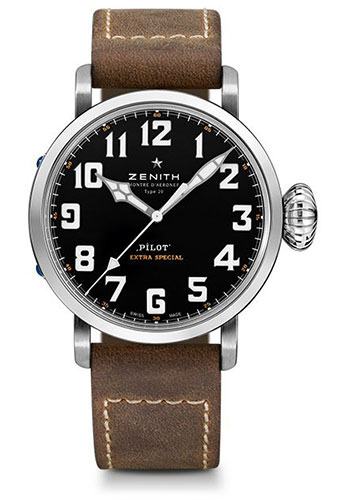 Zenith Watches - Pilot Type 20 Extra Special - Style No: 03.2430.3000/21.C738
