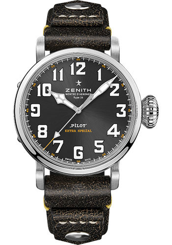 Zenith Watches - Pilot Type 20 Rescue - Style No: 03.2434.679/20.I010