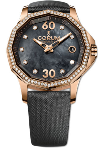Corum Watches - Admiral's Cup Legend 38 Red Gold - Style No: 082.101.85/0041 PN10