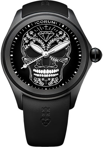Corum Watches - Bubble 47 mm - Skull - Style No: L082/03022 - 082.310.98/0371 SM01