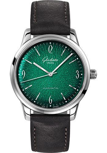 Glashutte Original Watches - 20th Century Vintage Sixties - Style No: 1-39-52-03-02-04