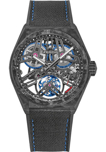 Zenith Watches - Defy Fusee Tourbillon - Style No: 10.9000.4805/78.R916
