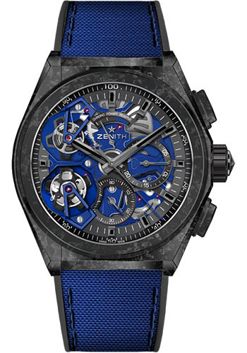 Zenith Watches - Defy Double Tourbillon - Style No: 10.9000.9020/79.R918