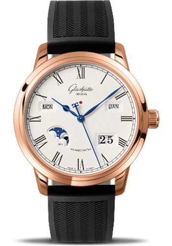 Glashutte Original Watches - Art and Technik Senator Perpetual Calendar - Style No: 100-02-22-05-04