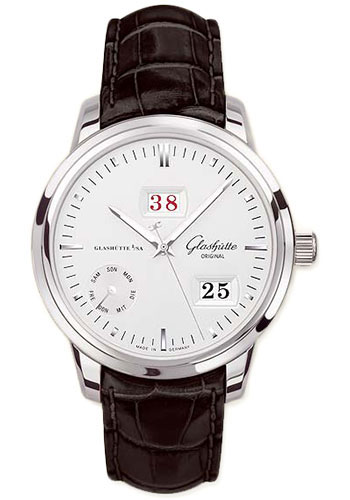 Glashutte Original Watches - Art and Technik Senator Calendar Week - Style No: 100-05-13-02-04