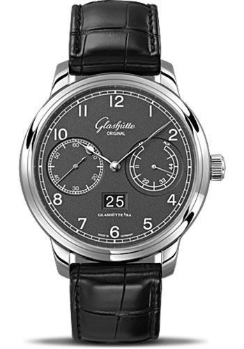 Glashutte Original Watches - Quintessentials Senator Observer - Style No: 100-14-02-02-04