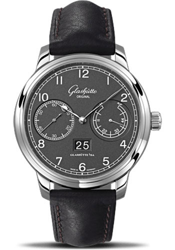 Glashutte Original Watches - Quintessentials Senator Observer - Style No: 100-14-02-02-05