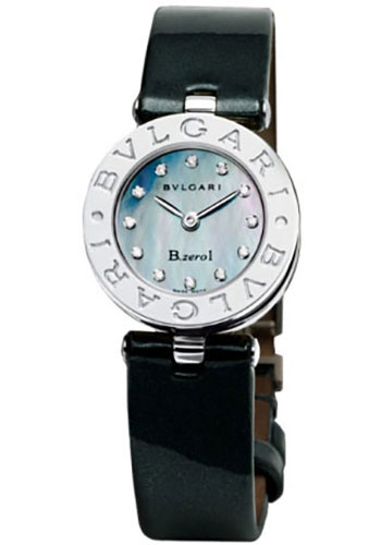 Bulgari Watches - B.zero1 22 mm - Stainless Steel - Style No: 100908 BZ22BSL/12
