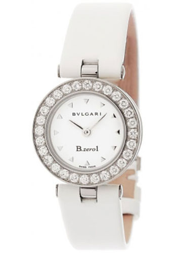 Bulgari Watches - B.zero1 22 mm - Stainless Steel - Style No: 101073 BZ22WSDL