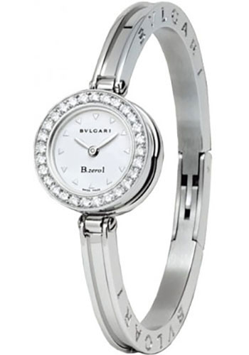 Bulgari Watches - B.zero1 22 mm - Stainless Steel - Style No: 101272 BZ22WSDS.M