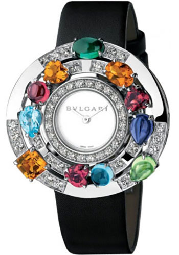 Bulgari Watches - Cerchi 36 mm - White Gold - Style No: 101338 AEW36D1CWL