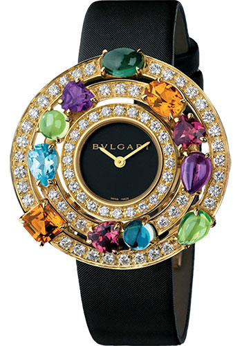 Bulgari Watches - Cerchi 36 mm - Yellow Gold - Style No: 101339