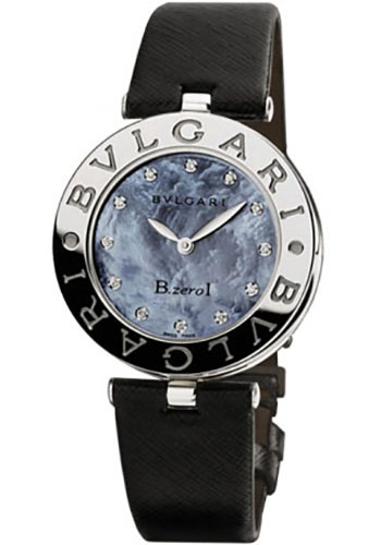 Bulgari Watches - B.zero1 30 mm - Stainless Steel - Style No: 101391 BZ30BSL/12