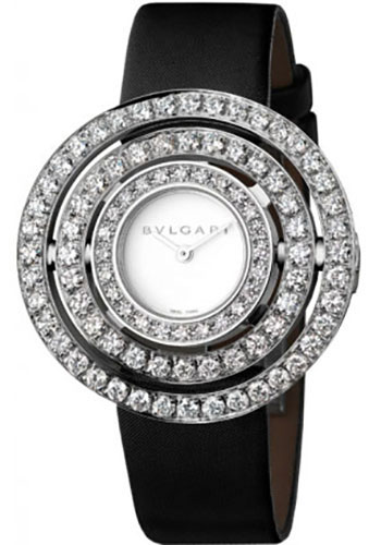 Bulgari Watches - Astrale White Gold - Style No: 101418 AEW36D2WL