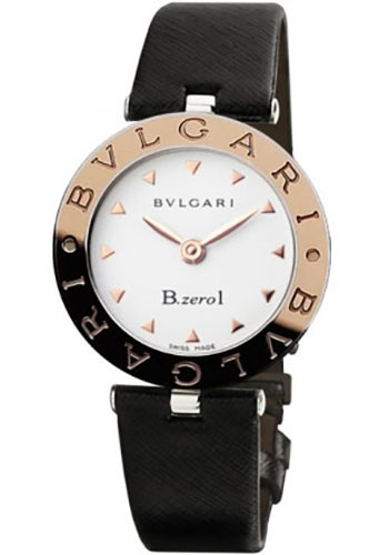 Bulgari Watches - B.zero1 30 mm - Steel and Gold - Style No: 101425 BZ30WSGL